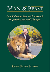 Man And Beast: Our Relationship with Animals in Jewish Law and Thought